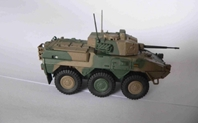 Type 87 Reconnaissance Vehicle , JGSDF (1:72) by De Agostini Diecast Armor Item Number: DAJSDF26