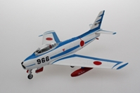North American F-86F Sabre – Blue Impulse , JASDF (1:100) by De Agostini Diecast Aircraft Item Number: DAJSDF41