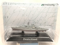 German Bundesmarine training cruiser Deutschland, 1960 (1:1250)
