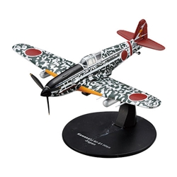 Kawasaki Ki-61 Hien (Tony), Capt. Teruhiko Kobayashi, 244th Sentai, Imperial Japanese Army Air Force, Chofu Air Base, 1945 (1:72) by  <p> Item Number: DAWF08