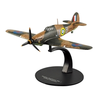 Hawker Hurricane Mk.I 11-victory ace Flt. Lt. Arthur Clowes, No. 1 Squadron, RAF, Battle of Britain, 1940 (1:72)