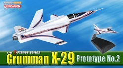 Grumman X-29 Prototype No. 2 NASA 049 (1:144), DragonWings 1:144 scale Diecast Warbirds Item Number DRW51039