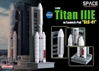 "Titan IIIE w/Launch Pad ""SLC-41"" (1:400)"