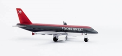 Northwest Airlines A320-212 (1:500), Herpa 1:500 Scale Diecast Airliners Item Number HE501507