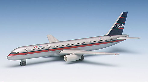 US Air 757-2B7 (1:500)?, Herpa 1:500 Scale Diecast Airliners Item Number HE503686
