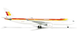Iberia A330-300 (1:500) REG# EC-LUK, Herpa 1:500 Scale Diecast Airliners Item Number HE524551