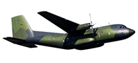 Luftwaffe C160 (1:500) Ltg 61, Herpa 1:500 Scale Diecast Airliners Item Number HE526111