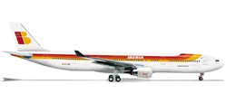 Iberia A330-300 (1:200) EC-LUB, Herpa 1:200 Scale Diecast Airliners Item Number HE555722