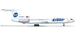 UT Air TU-154M (1:200), Herpa 1:200 Scale Diecast Airliners Item Number HE555838