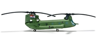 Chinook HC-2A (1:200) RAF 27 Squadron 30 Years, Herpa 1:200 Scale Diecast Airliners Item Number HE555913
