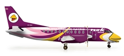 NOK Mini SF-340 (1:200) Purple, Herpa 1:200 Scale Diecast Airliners Item Number HE555982