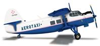 Aerotaxi (Cuba) AN-2 (1:200), Herpa 1:200 Scale Diecast Airliners Item Number HE555999