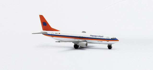 Hapag Lloyd 737-400 (1:500), Herpa 1:500 Scale Diecast Airliners Item Number HE501279