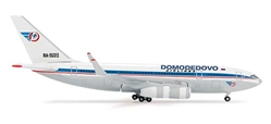 Domodedovo IL96-300 (1:500), Herpa 1:500 Scale Diecast Airliners Item Number HE518628