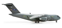 NATO C-17A (1:500)Heavy Airlift Wing Papa Air Base, Herpa 1:500 Scale Diecast Airliners Item Number HE519076