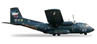 Luftwaffe C-160 (1:500)LTG63 50 Jahre 50 Years, Herpa 1:500 Scale Diecast Airliners Item Number HE519236