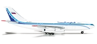 Siberia IL-86 (1:500), Herpa 1:500 Scale Diecast Airliners Item Number HE524131