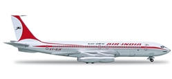 Air India 707-400 (1:500), Herpa 1:500 Scale Diecast Airliners Item Number HE524681
