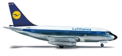 Lufthansa 737-100 (1:500), Herpa 1:500 Scale Diecast Airliners Item Number HE524759