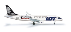 Lot ERJ175 (1:500) Mike Tyson, Herpa 1:500 Scale Diecast Airliners Item Number HE526319