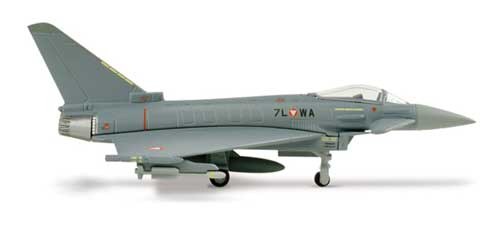 Austrian Air Force Eurofighter Typhoon (1:200)