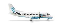 "Flybe SF-340 ""British European"" (1:200), Herpa 1:200 Scale Diecast Airliners Item Number HE553643"