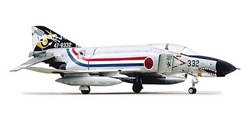 F-4EJ JASDF 303 Hikotai Fighting Dragons (1:200), Herpa 1:200 Scale Diecast Airliners Item Number HE554787