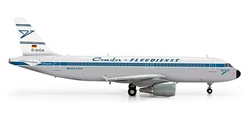 Condor A320 (1:200) RETRO-JET Hans, Herpa 1:200 Scale Diecast Airliners Item Number HE555012