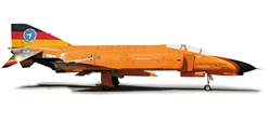 Luftwaffe F4F (1:200) Wtd 61 50 Jahre, Herpa 1:200 Scale Diecast Airliners Item Number HE555272