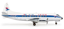 Air Inter Viscount 700 (1:200), Herpa 1:200 Scale Diecast Airliners Item Number HE555395