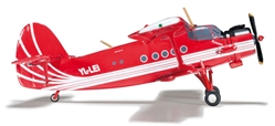Antonov Club Avianna AN-2 (1:200), Herpa 1:200 Scale Diecast Airliners Item Number HE555500