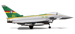 RAF Eurofighter Typhoon (1:200) FGR.4 No 3SQN, Herpa 1:200 Scale Diecast Airliners Item Number HE555562