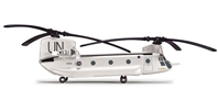 United Nations/RAF HC2 Chinook (1:200), Herpa 1:200 Scale Diecast Airliners Item Number HE556279