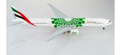 Emirates Boeing 777-300ER Expo 2020 Dubai ?Sustainability (1:200) by Herpa 1:200 Scale Diecast Airliners
