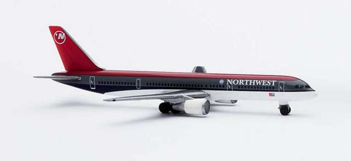 Northwest B757-200 (1:500), Herpa 1:500 Scale Diecast Airliners Item Number HE503716