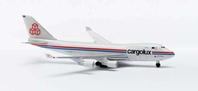 Cargolux B747-400F (1:500), Herpa 1:500 Scale Diecast Airliners Item Number HE511681
