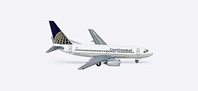 Continental 737-700 (1:500), Herpa 1:500 Scale Diecast Airliners Item Number HE512466