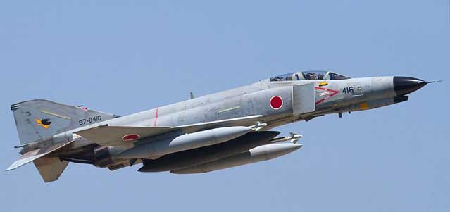 F-4EJ Kai , 301 Squadron, JASDF, Hyakuri AB, Japan, 2016 (1:72) - Preorder item, order now for future delivery, Hobby Master Diecast Airplanes Item Number HA1998