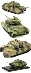 Centurion Mk.5 (1:72) Royal Canadian Dragoons of C Company, 2nd platoon, 1958, Hobby Master Diecast Military Armor Item Number HG3505