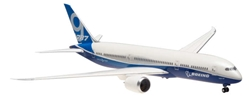 Boeing House 787-9 (1:200) with Gear, Ground Configuration, Hogan Wings Collectible Airliner Models Item Number HG0397G