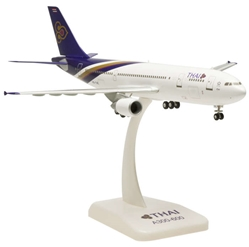 Thai A300-600 (1:200) with Gear HS-TAZ, Hogan Wings Collectible Airliner Models Item Number HG0502G