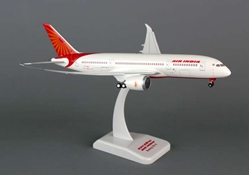 Air India 787-8 (1:200) Flexed Inflight Wings, Hogan Wings Collectible Airliner Models Item Number HG0960G