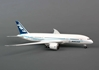 Boeing House 787-8 N787FT Nonflexed Wings, Gear (1:200)