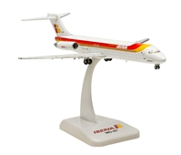Iberia MD-87 EC-EZA (1:200), Hogan Wings Collectible Airliner Models Item Number HG5699