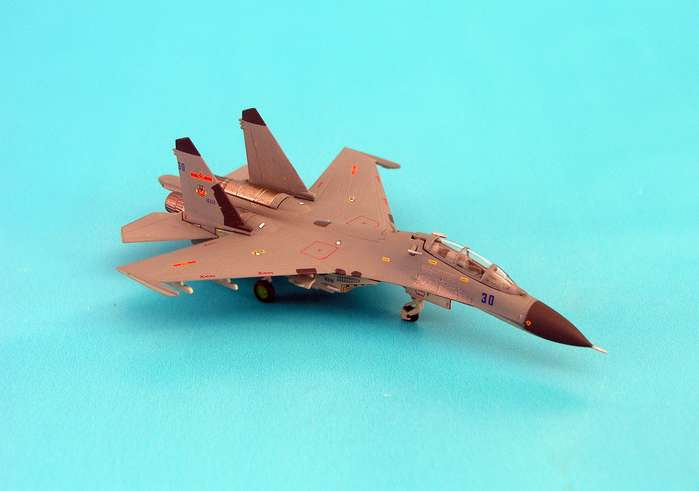 SU-27UBK Plaaf 6TH Rgmt Suixi Afb (1:200), Hogan Wings Collectible Airliner Models Item Number HG6016