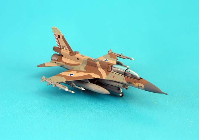 F-16D Israeli Air Force 101 Sq (1:200), Hogan Wings Collectible Airliner Models Item Number HG6061