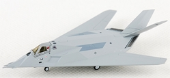 F-117A USAF Groom Lake Nevada 1981 (1:200), Hogan Wings Collectible Airliner Models Item Number HG6726