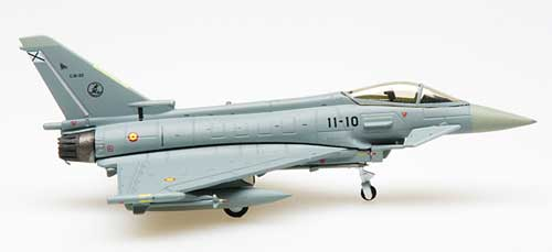 Spanish Air Force C-16 Typhoon 11TH Sqn (1:200), Hogan Wings Collectible Airliner Models Item Number HG6788