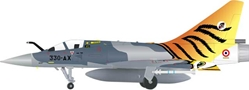 Mirage 2000 330-AX Tigermeet 04 (1:200), Hogan Wings Collectible Airliner Models Item Number HG6795