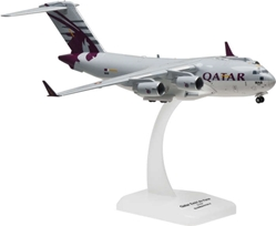 C-17 Qatar Emiri Air Force (1:200) Special Livery, Hogan Wings Military Airplane Models Item Number HG7075